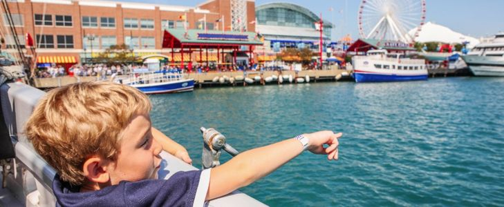 10 Things to Do in Chicago with Kids