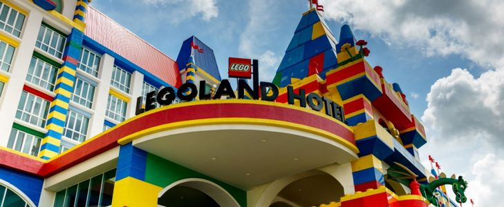 The Top Ten Attractions at Legoland Florida
