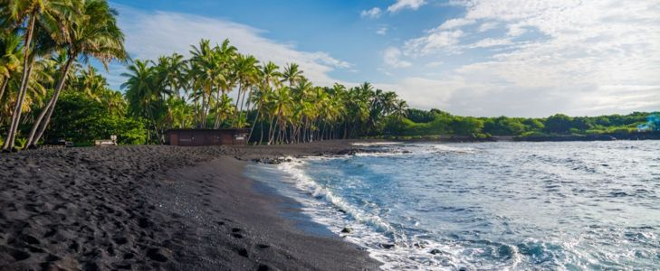 The World's Best Black Sand Beaches