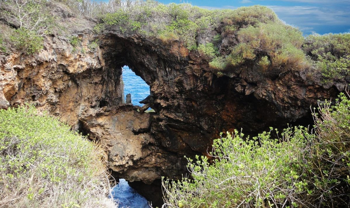Double Grotto, Saipan
