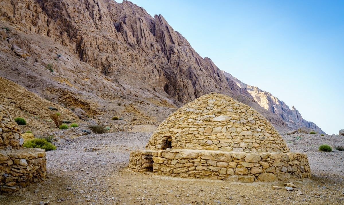 Beehive tombs in Al Ain