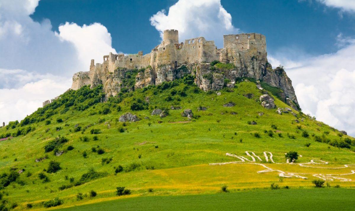 Spis Castle - Spissky hrad, Slovakia
