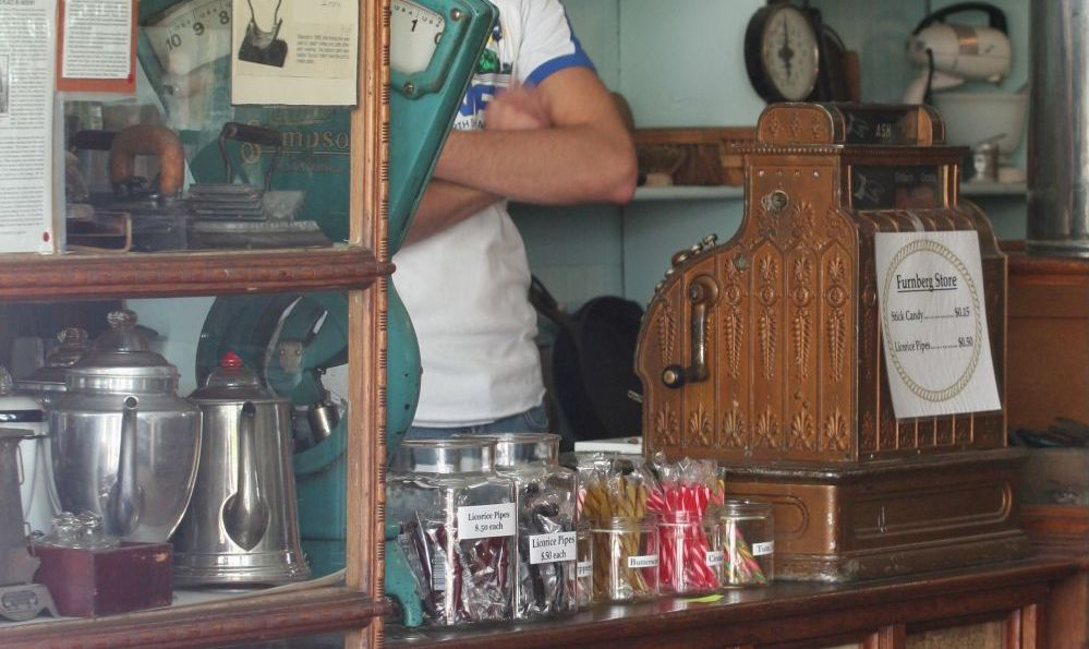 Bonanzaville old fashioned shop