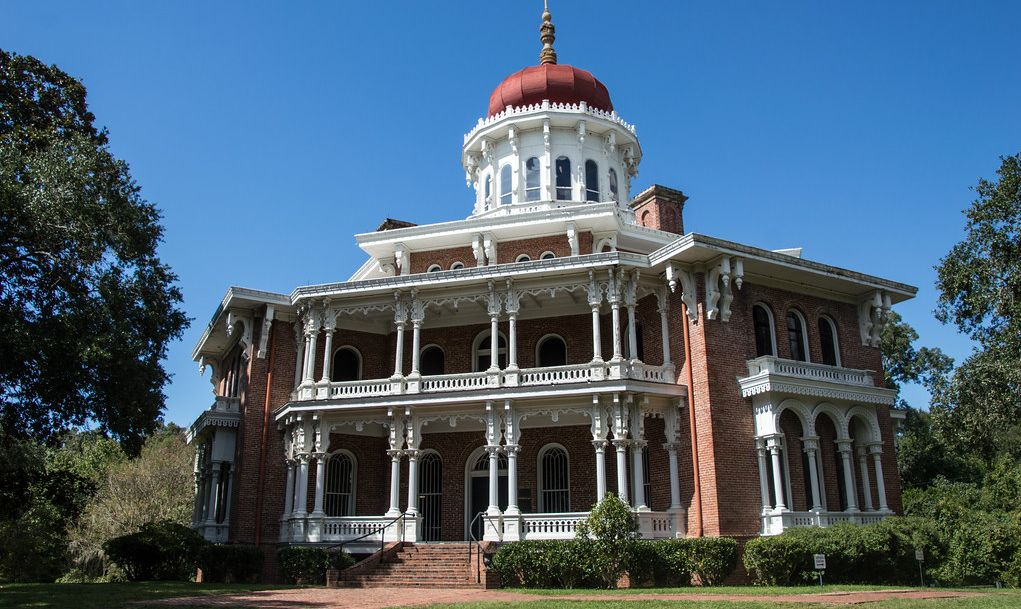 longwood mississippi house