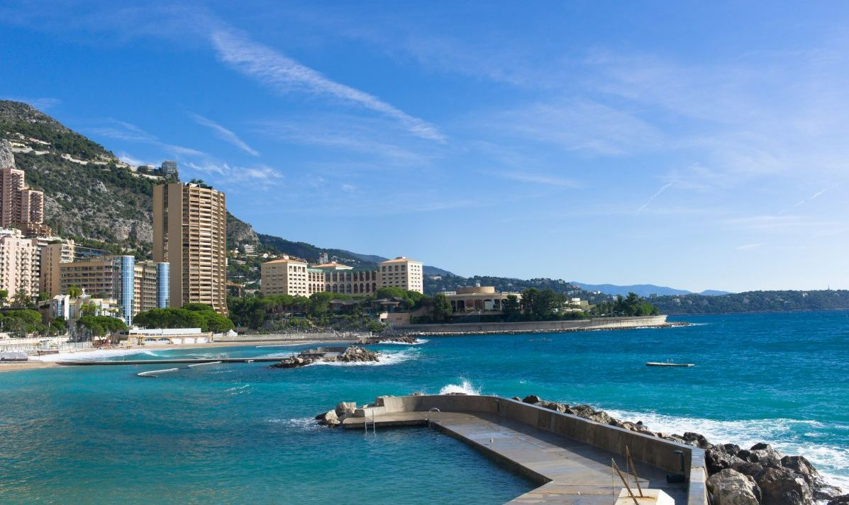 Larvotto Ward - Monte Carlo, Monaco