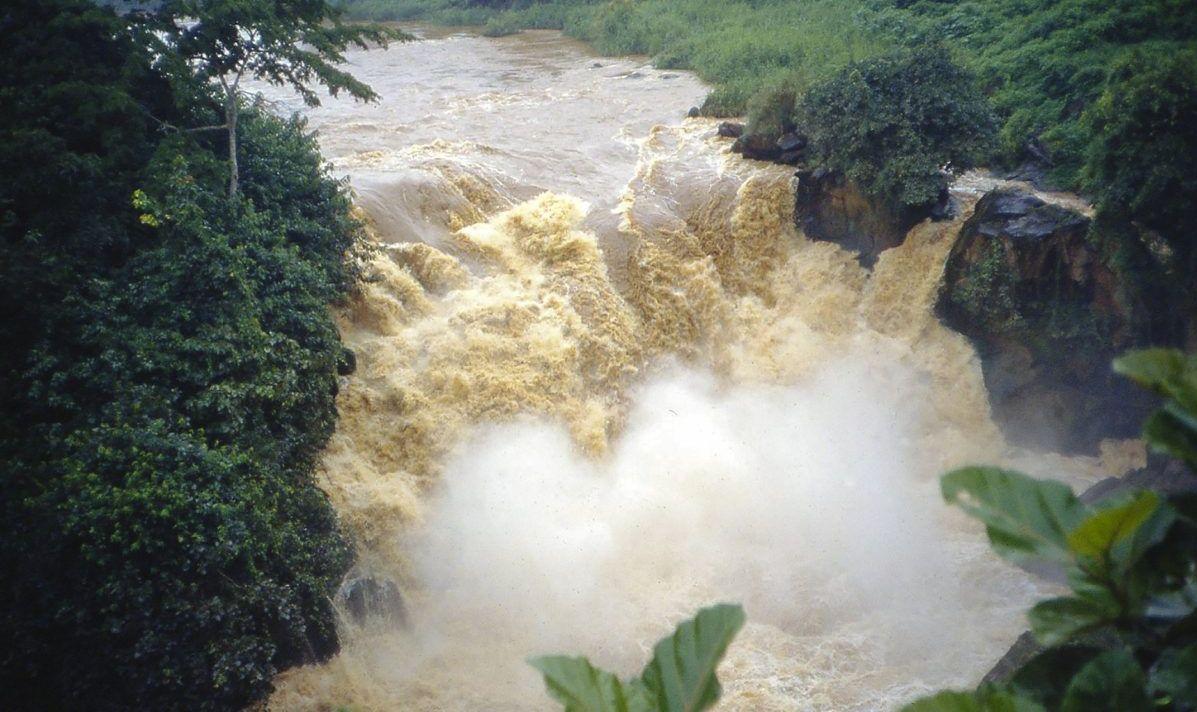 Rusumo Waterfalls