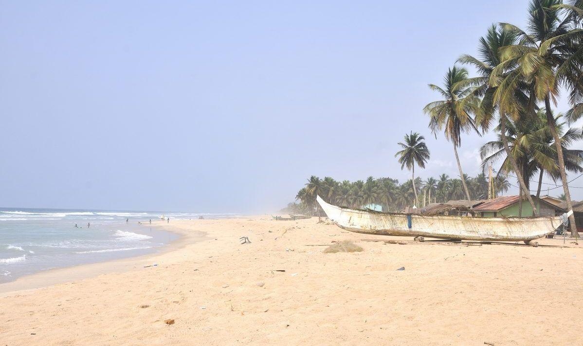 Plage d'Assinie, Côte d'Ivoire