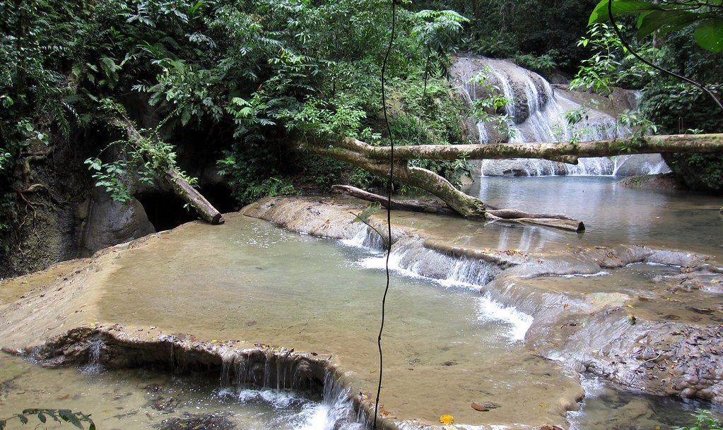 Mataniko Falls, Solomon Islands