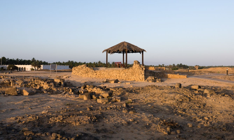 Al Baleed Archaeological Park