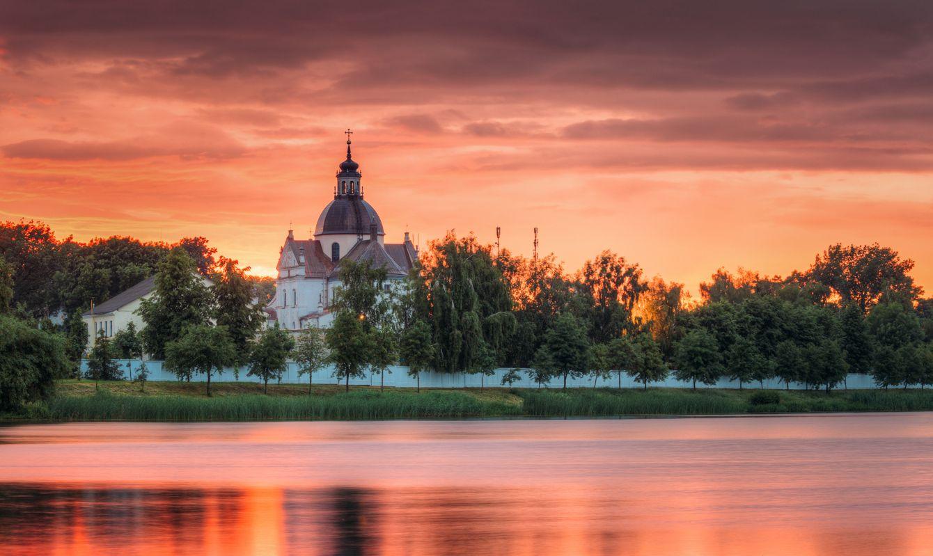 Nesvizh, Minsk Region, Belarus.