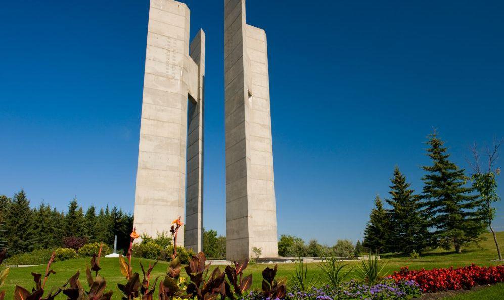 International Peace Garden north dakota