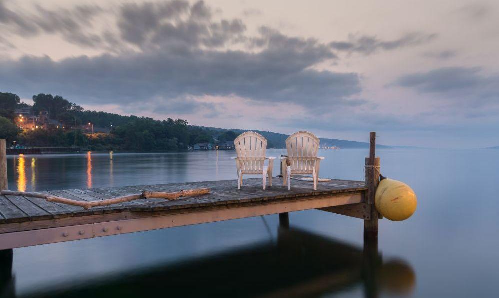 the finger lakes lake seneca