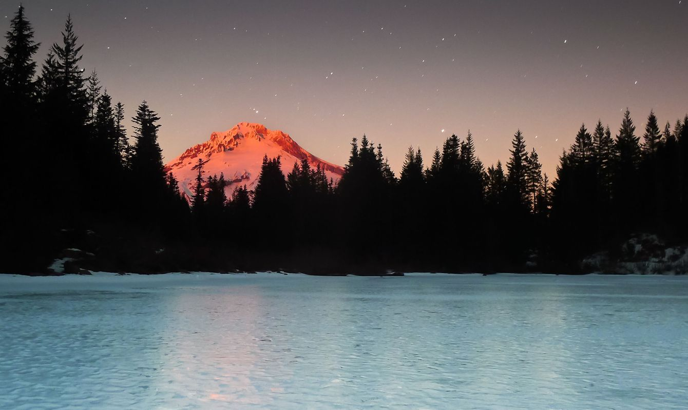 Mt. Hood National Forest, Oregon