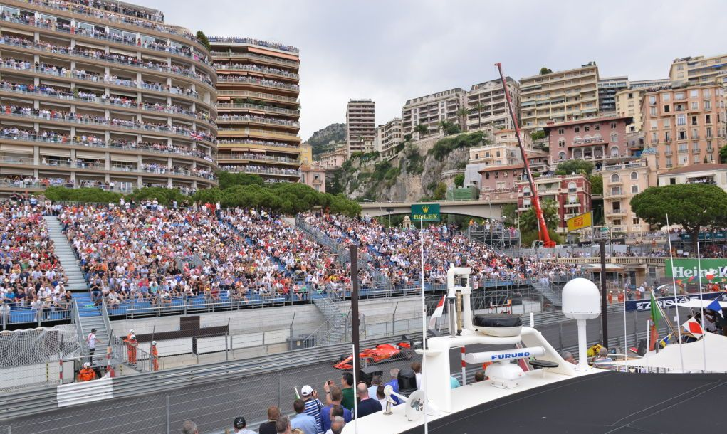 Kaspersky Lab Hospitality Yacht At Monaco Grand Prix 2018