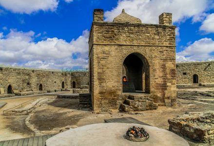 Essential Sights in Azerbaijan