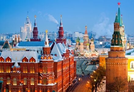 The Most Exciting Places to Visit in Russia