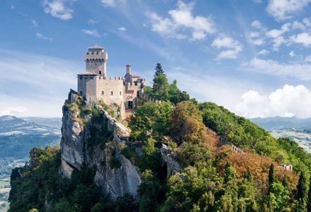 Find Serenity in San Marino