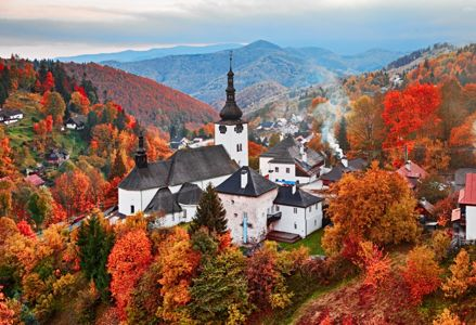 Live Your Fairy Tale in Slovakia