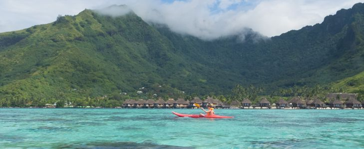 Dive into Tahiti