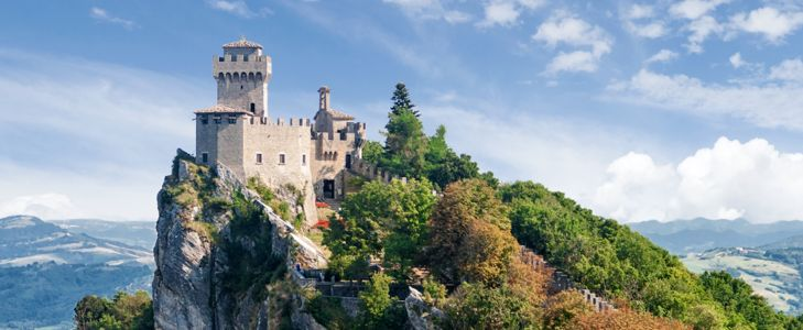 Find Serenity in San Marino