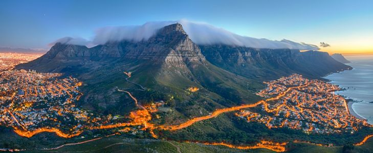 Find Adventure in South Africa