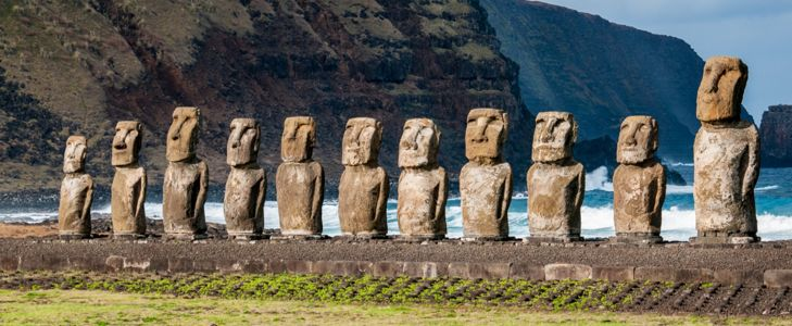 Explore the Mysterious Beauty of Easter Island
