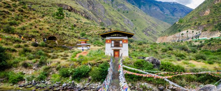 Find Happiness in the Kingdom of Bhutan