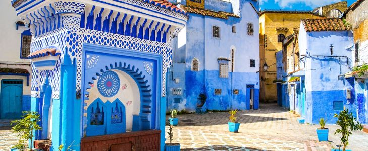 Feast Your Eyes on Morocco