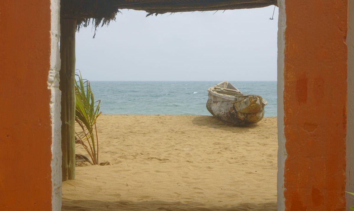 Beach in Lome