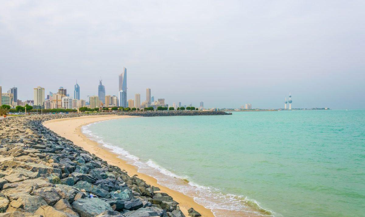 Skyline of Kuwait