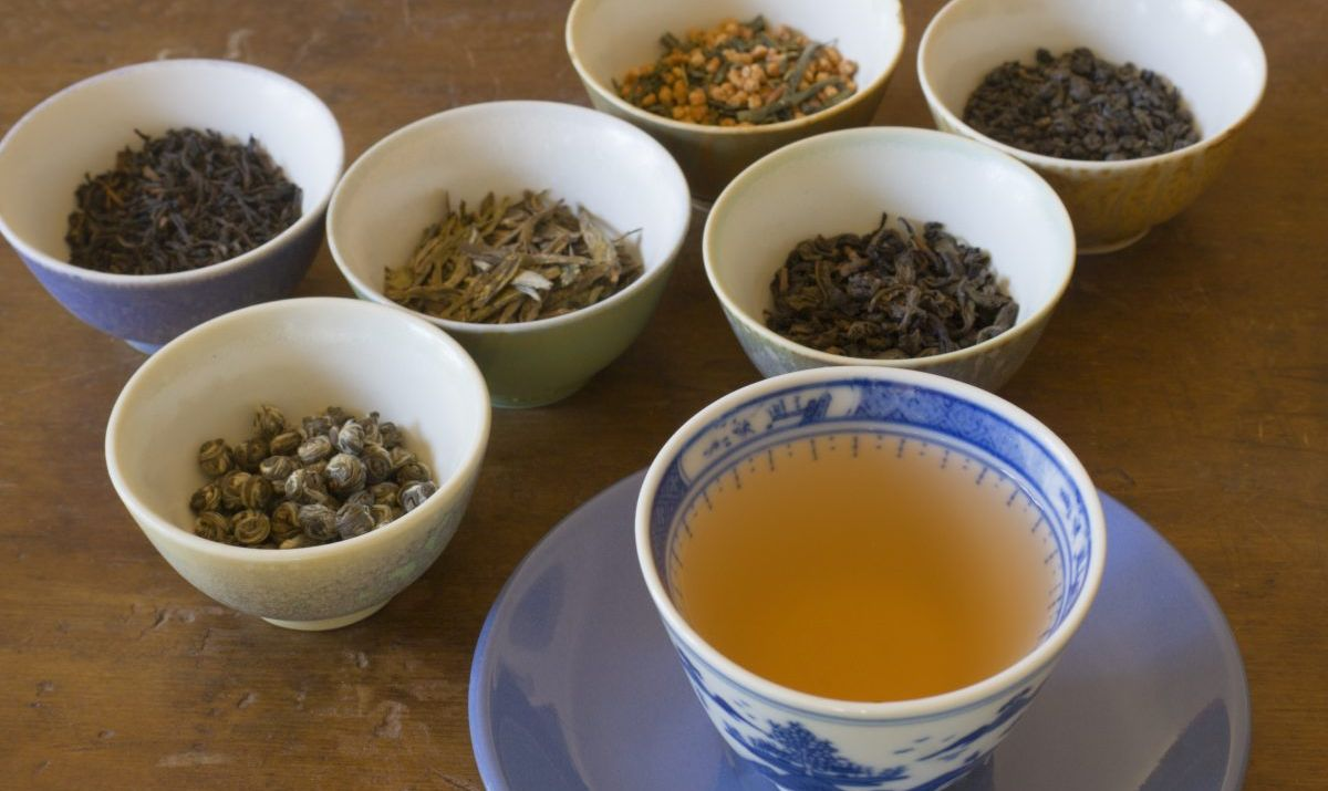 gunpowder tea ataya