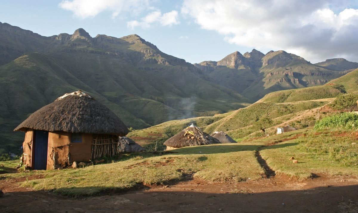 Learn about Lesotho's culture and history at Marija.