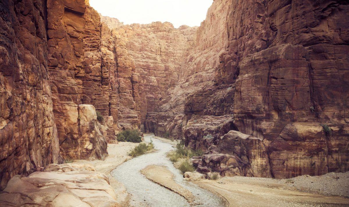 Mujib Biosphere Reserve Wadi Mujib