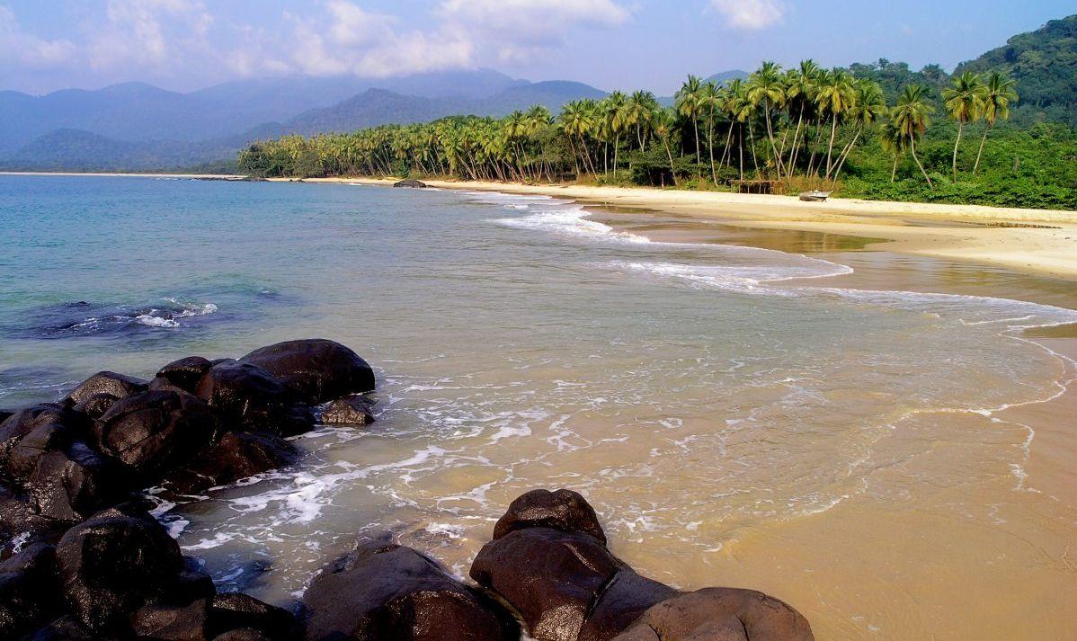beach bureh sierra leone