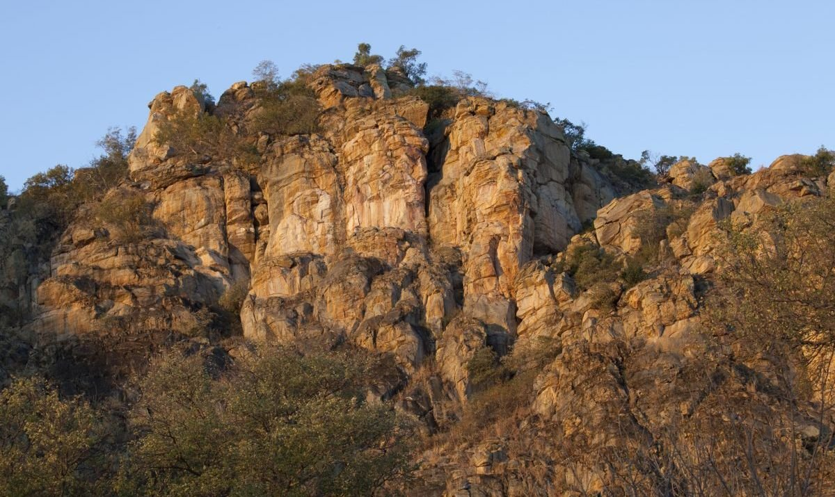 Tsodilo Hills, Botswana