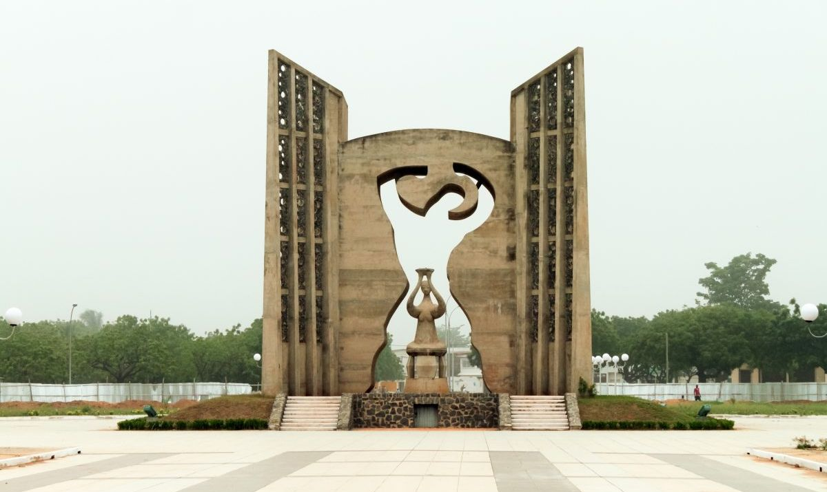Independence Monument, Togo