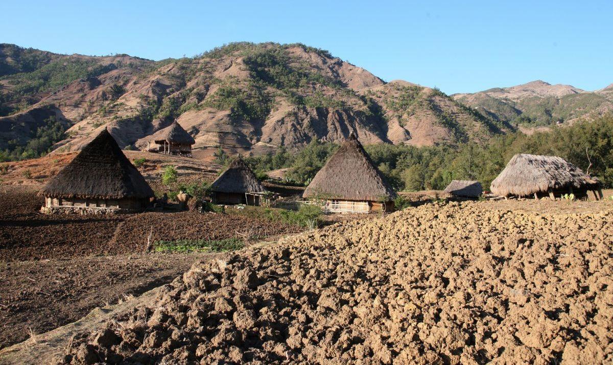The village of Maubisse.