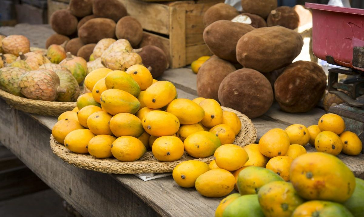 mango stall juice