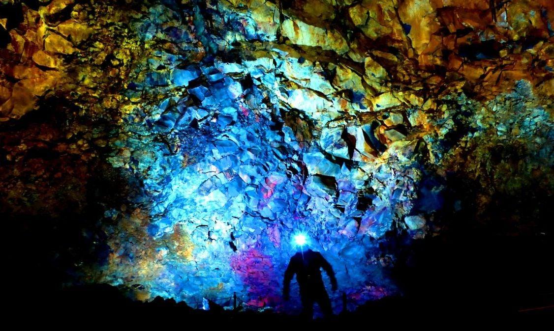 Thrihnukagigur Volcanic Chamber