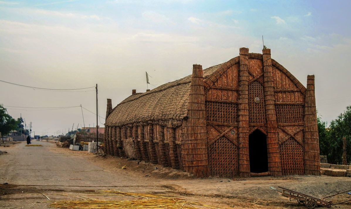 Mudhif Houses, Iraq
