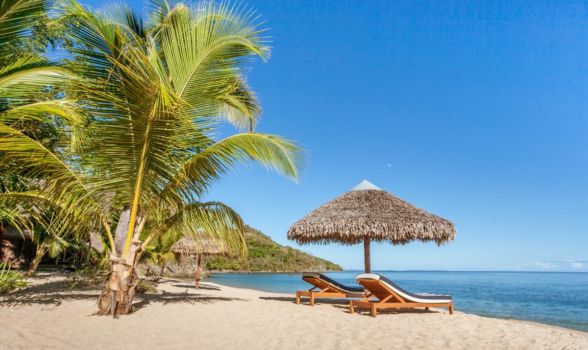 Nosy Be is a popular Madagascar vacation destination.
