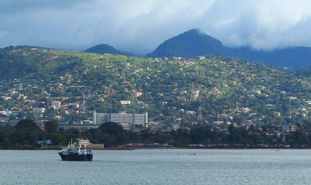 freetown mountains harbor