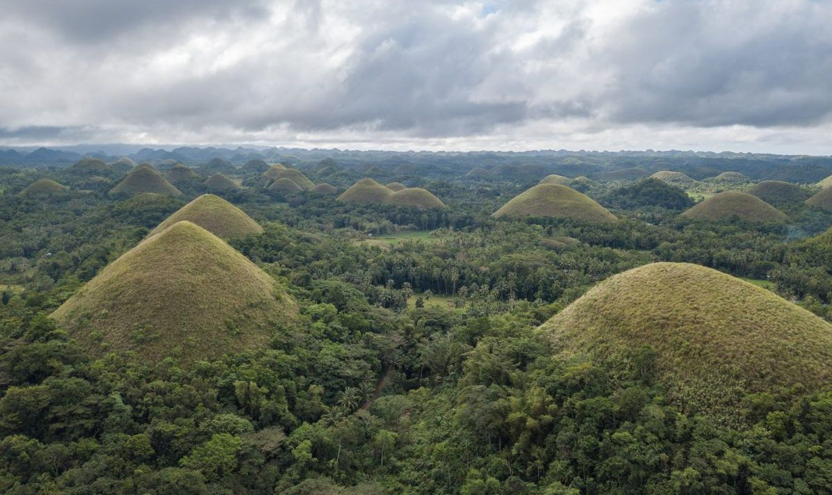 Hills of Bohol