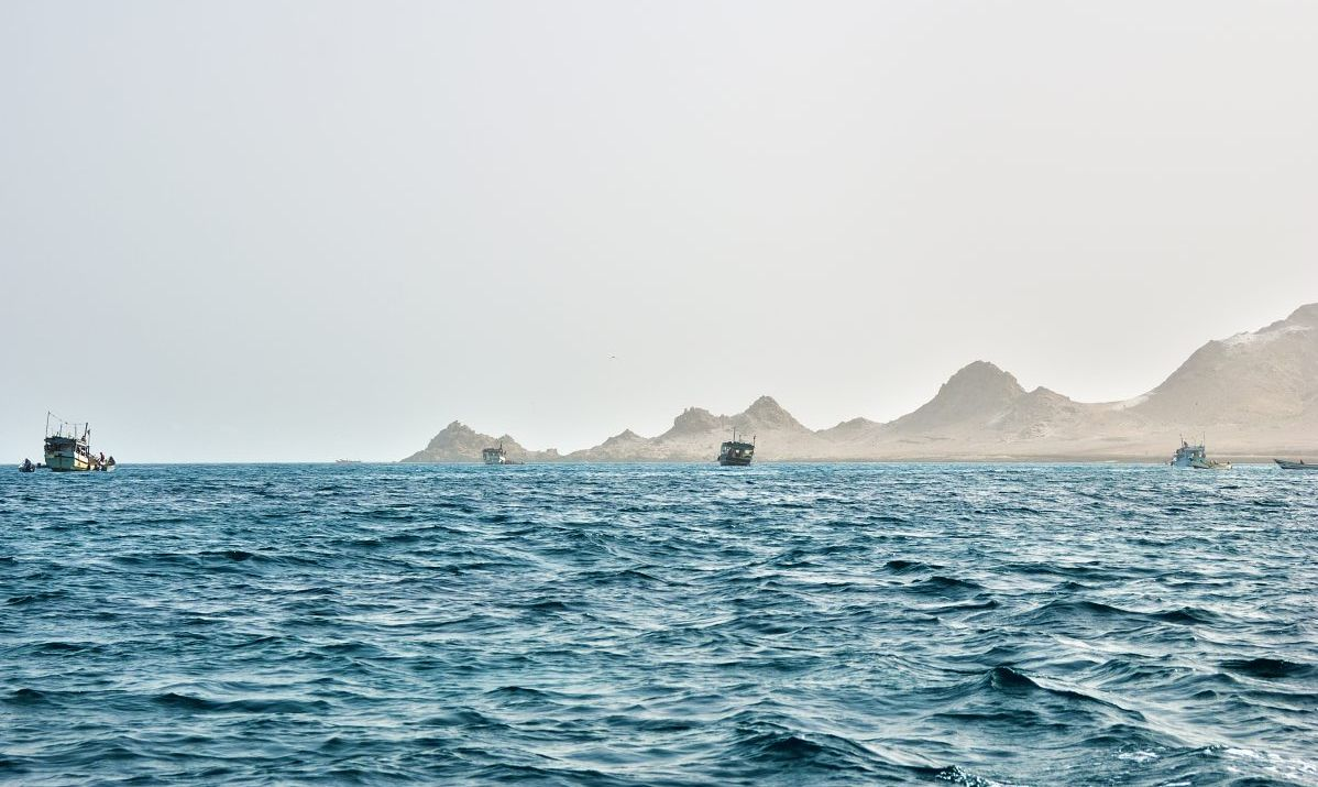 sira fortress gulf Aden