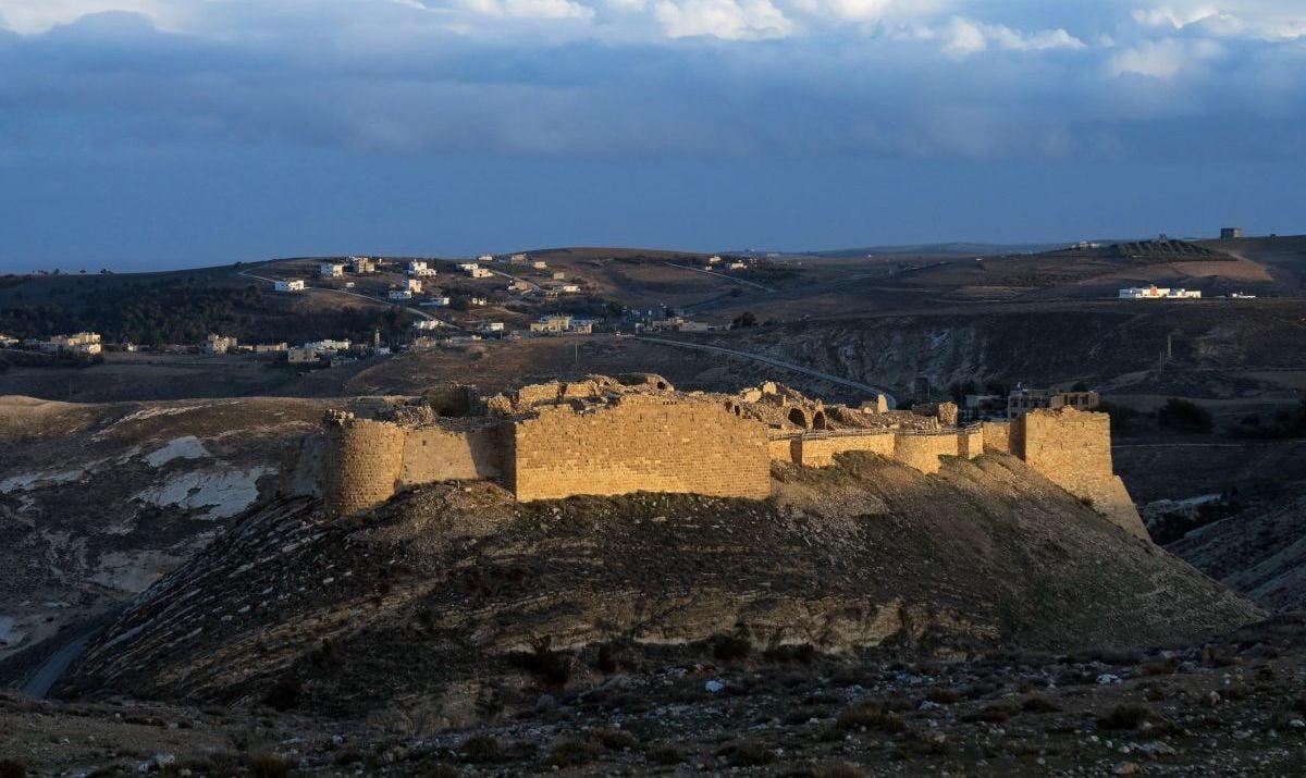 Ajloun Castle Trail