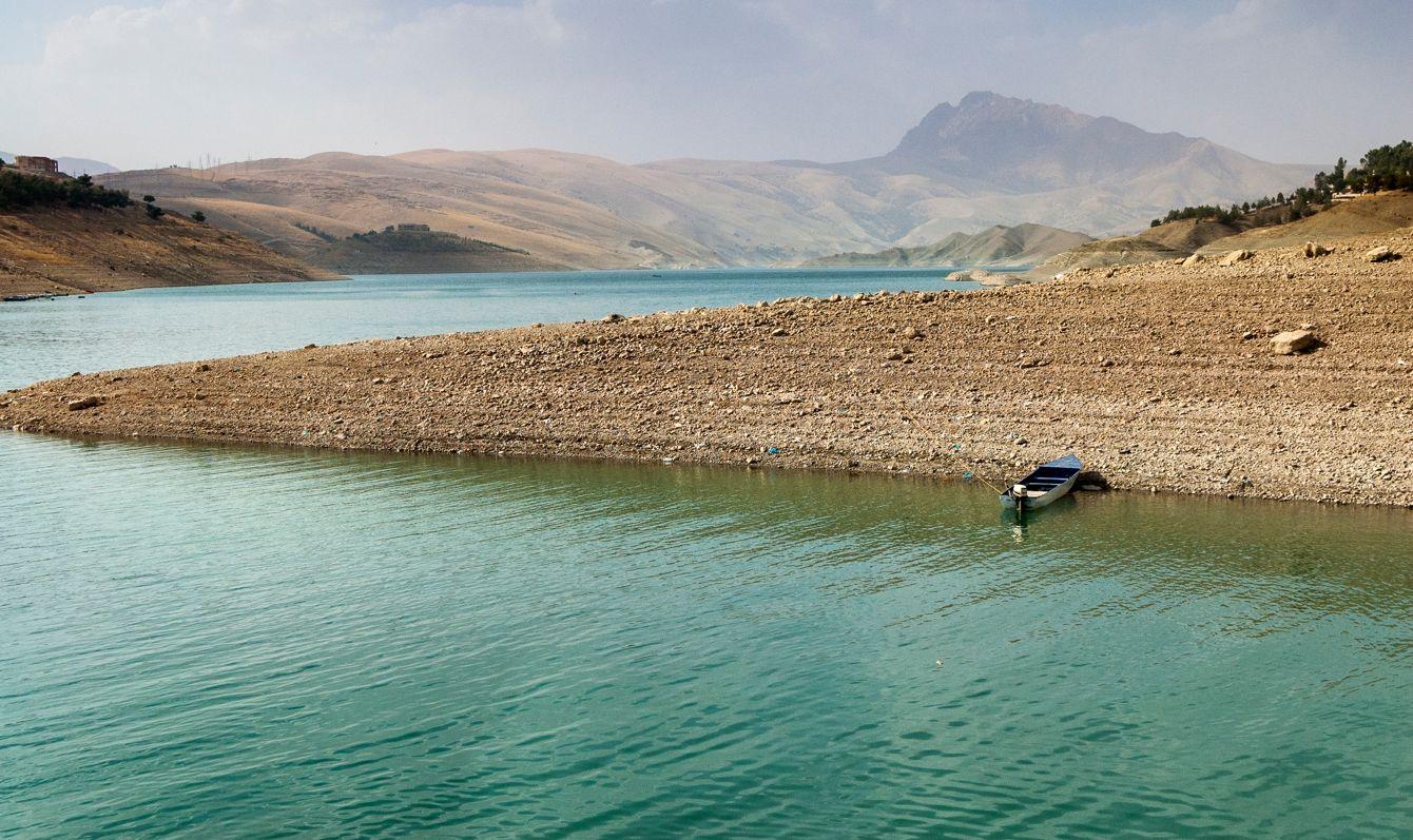 Lake Dukan (Lake Dokan)