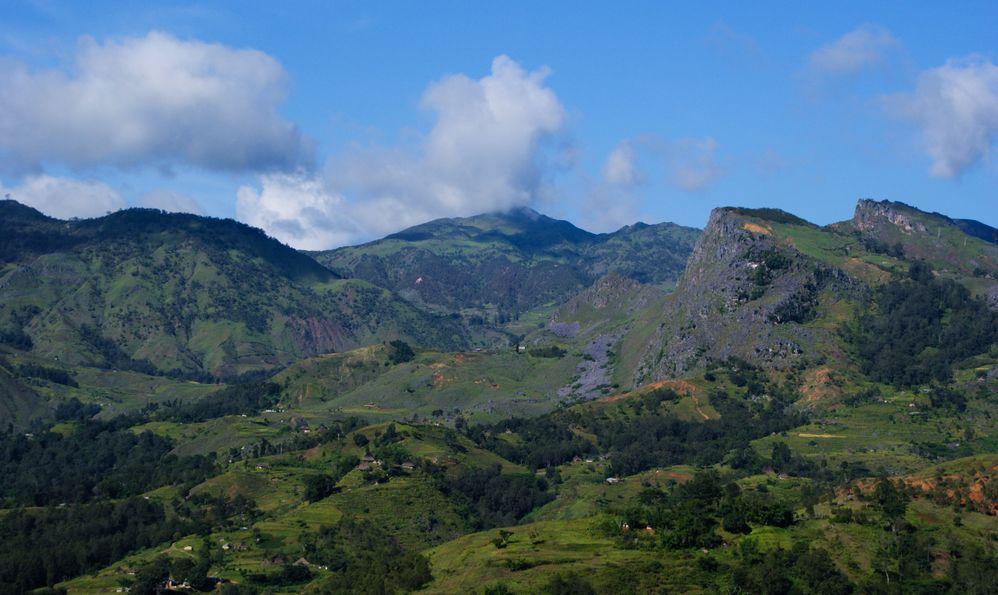 Ramelau is highest mountain in Timor leste