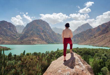 The Historical Beauty of Tajikistan