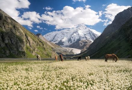 Kyrgyzstan Will Take Your Breath Away