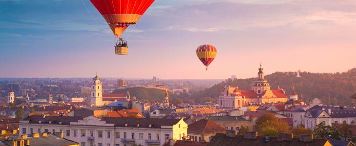 Explore Lithuania's Baltic Beauty